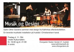 musik et design